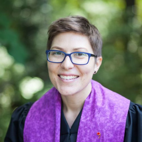 Rev. Lacey Brown