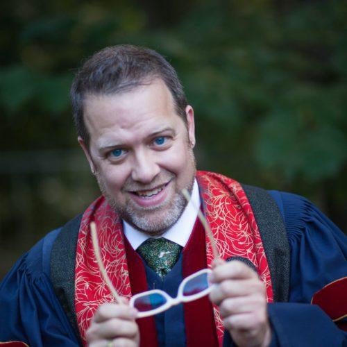 Rev. Dr. Shannon Michael Pater